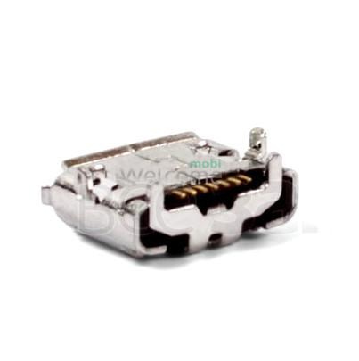 Конектор зарядки Samsung S8530/B7300 high copy (5 шт.)