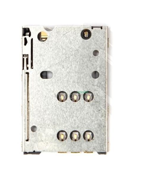 Конектор sim Nokia C7-00 orig