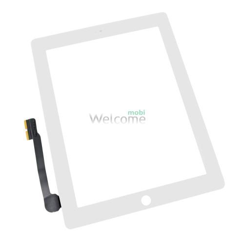 iPad3/iPad4 touchscreen white high copy