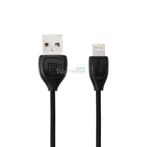USB кабель Lightning Remax Lesu RC-050i, 1m black