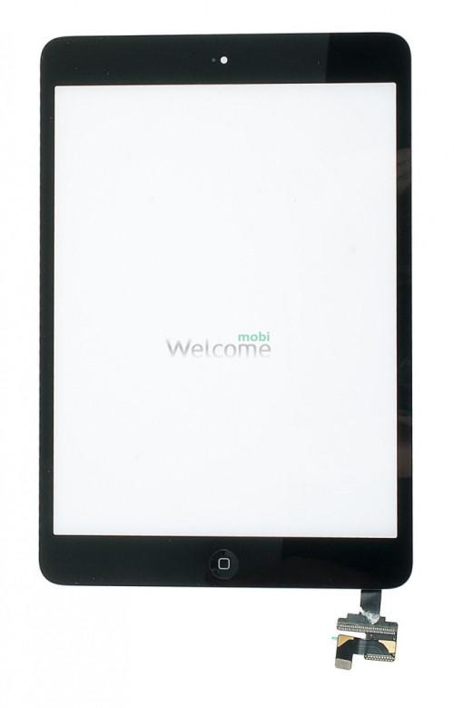 iPad mini,iPad mini 2 Retina touchscreen+flex+button+IC black orig