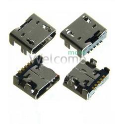 Конектор зарядки LG E162/E400/E405/E450/E451/E460/E610/E612/E960/E975/P700/P705/P713 (5 шт.)