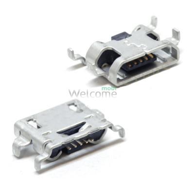 Конектор зарядки Sony C2104 S36/C2105 S36h/ST23i/ST26i Xperia J/ ZTE Blade L3 (5 шт.)