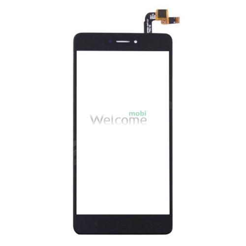 Сенсор Xiaomi Redmi Note 4X black orig