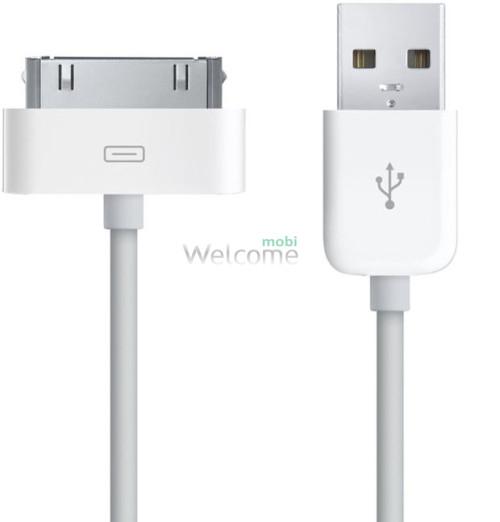 USB кабель iPhone 3G/3GS/4G/4GS high copy+