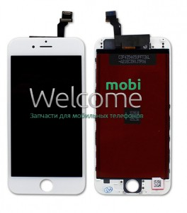 iPhone6 LCD+touchscreen white high copy (TEST)