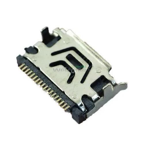 Конектор зарядки LG KG800/KE820/KE850/KG320/KS50/KU311/KU800  orig