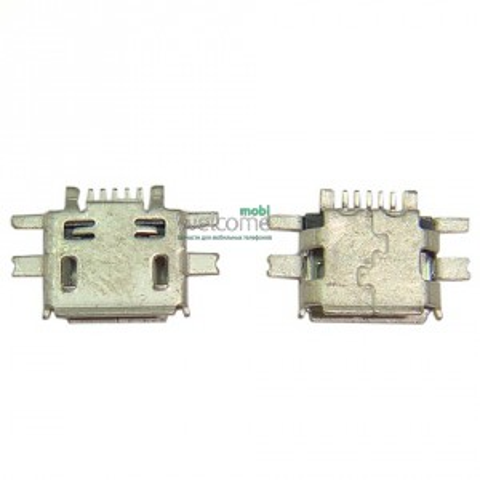 Конектор зарядки Nokia N97/E52/E55/N97 Mini orig (5 шт.)