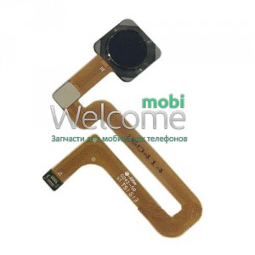 Шлейф Xiaomi Mi4i with home button black
