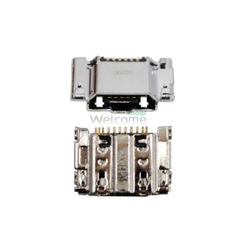 Конектор зарядки Samsung i9300 Galaxy S3/i9200/i8580/T310/T311 orig (5 шт.)