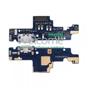 Mainboard Xiaomi Redmi Note 4X with charge connector