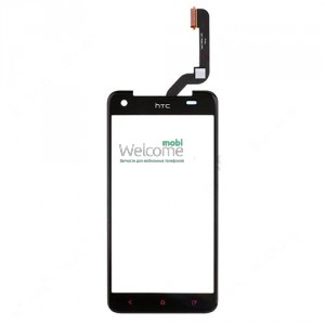 Сенсор HTC X920e Butterfly black orig