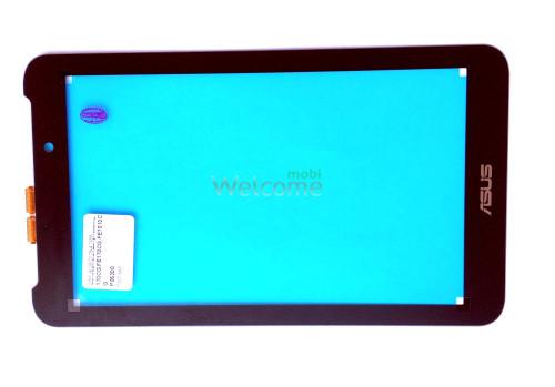 Сенсор до планшету Asus ME170CG,FE170CG,FE7010CG FonePad 7,K012,K01A (p/n:5581L FPC-1) black orig