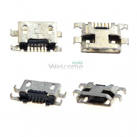 Конектор зарядки Fly IQ441/IQ4412/IQ442Q/IQ446/IQ449/IQ4503/IQ270/IQ4491/IQ453 (5 шт.)