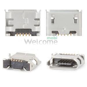 Конектор зарядки Fly DS104D/DS106D/DS107D/DS115/DS123/DS124/E158/IQ4403/IQ4410 orig (5 шт.)