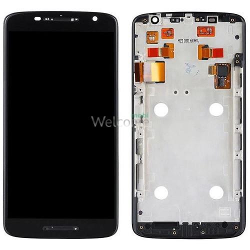 Дисплей Motorola XT1562 Moto X Play/XT1563 with touchscreen black orig