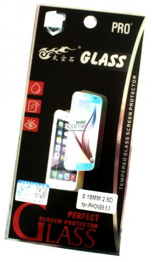 Скло iPhone 6 Plus/6S Plus 5.5 (0.3 мм, 2.5D)