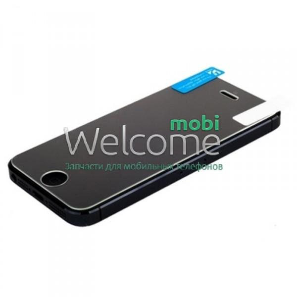 Скло iPhone 5/5S/SE (0.3 мм, 2.5D) без упаковки