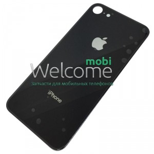 iPhone8 back cover (glass) black