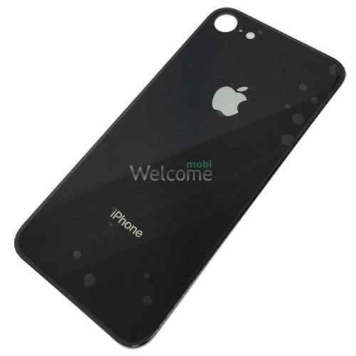 Задня кришка (скло) iPhone 8 space gray
