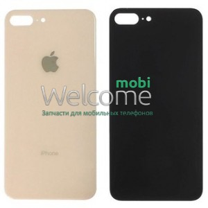 iPhone8 Plus back cover gold