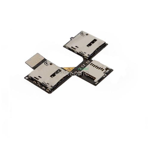 Шлейф HTC Desire 700 with sim connectors