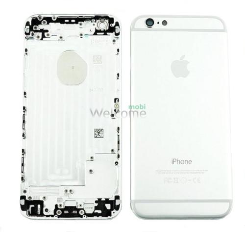 Задня кришка iPhone 6S silver
