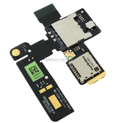 Конектор sim HTC T320e One V/G24