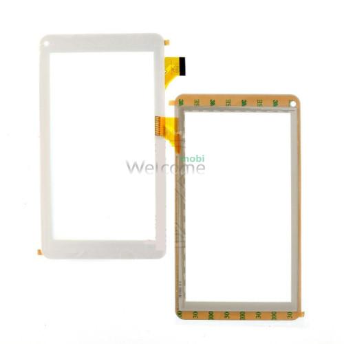 Сенсор до планшету Nomi (111*186) A07000/A07003/A07004 white