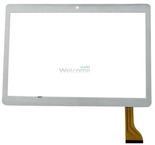 Сенсор к планшету Nomi C09600 (156*222) Stella 3G (MF-808-096F FPC FHX)  white