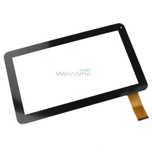 Сенсор до планшету Nomi (256*159) C10101 Terra/A10100 50 pin black