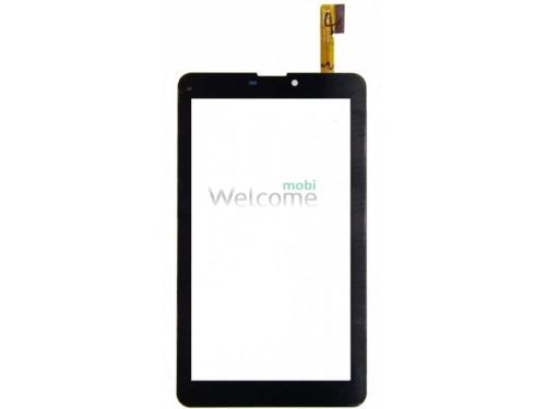 Сенсор до планшету Nomi (184*104) C07001/C07002/C07003/A07002 black