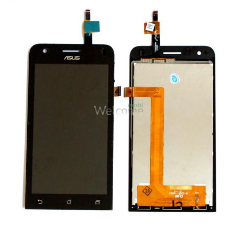 Дисплей ASUS  ZenFone C (ZC451CG) в зборі з сенсором black orig