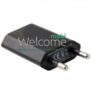 МЗП iPhone 3G/3GS/4G/4GS/5 (1A) 1000mAh black плоский high copy