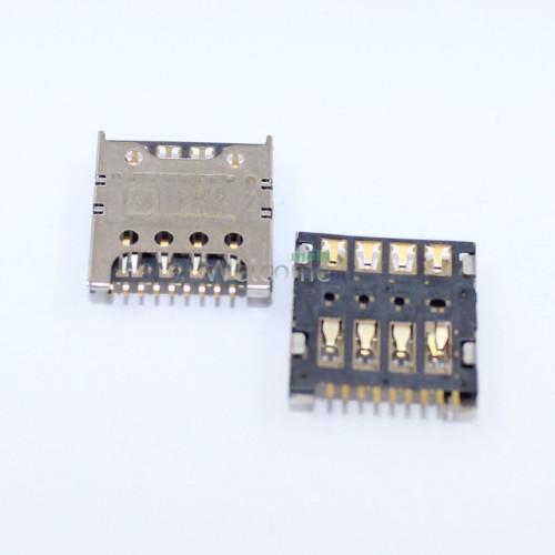 Конектор sim LG E980/E985/D724