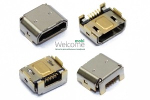 Конектор зарядки Sony C5302 M35h Xperia SP/C5303/C6502/HTC One M8 (5 шт.)