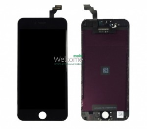 iPhone6 Plus LCD+touchscreen black high copy (TEST)