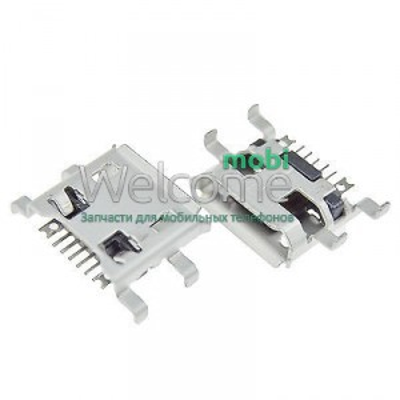 Конектор зарядки Lenovo A789t/A789/A690/S686/S680 (5 шт.)