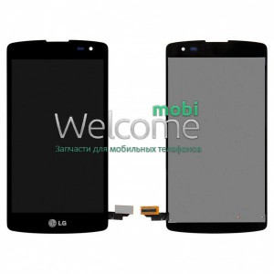 Дисплей LG D295 L Fino Dual,D290 with touchscreen black orig