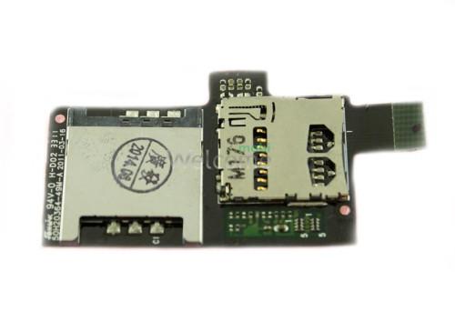 Конектор sim HTC Z710e G14/Z715e G18