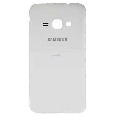 Задня кришка Samsung J120 Galaxy J1 (2016) white