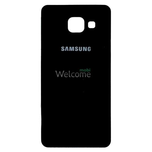 Задня кришка Samsung A310F Galaxy A3 (2016) black orig