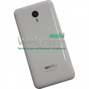 Задня кришка Meizu M2 Note white orig