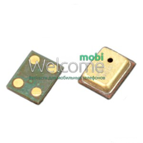 Мікрофон Meizu M1/M1 Metal/M1 Note/M2/M2 Note/M2 Mini/MX/MX2/MX3/MX4 5.3/MX4 Pro 5.5 (5 шт.)