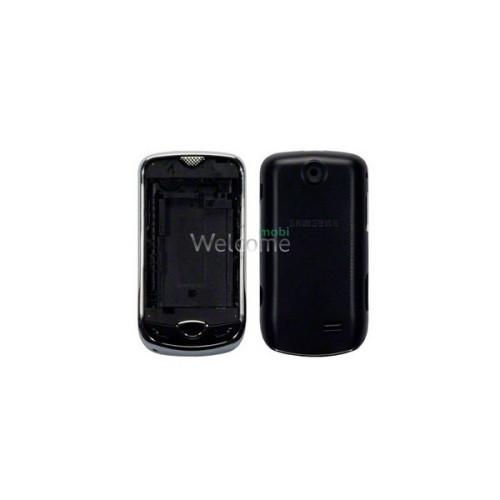 Корпус Samsung S3370 black high copy полный комплект