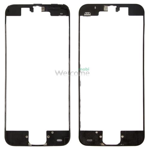 Рамка дисплею iPhone 5C black