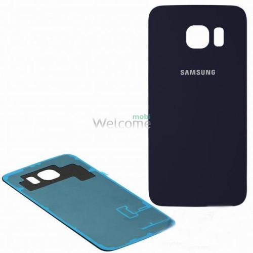 Задня кришка Samsung G920F Galaxy S6 blue topaz