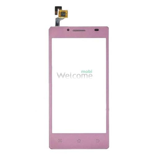 Сенсор Ergo Smart Tab 4.5 pink