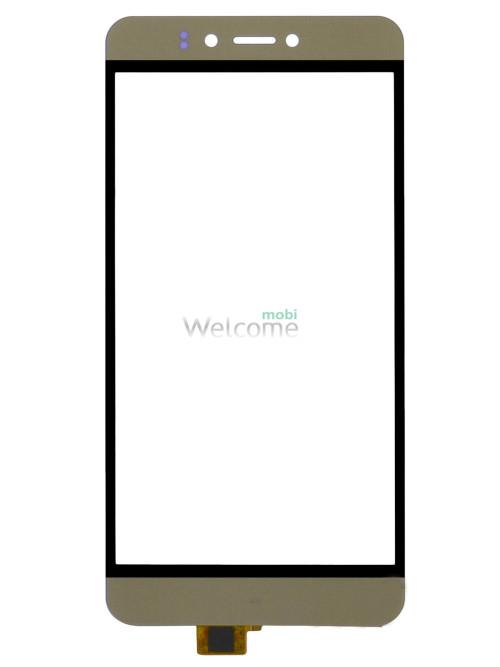 Сенсор Prestigio MultiPhone 3530 Muze D3/MultiPhone 3531 Muze E3/MultiPhone 7530 Muze A7 gold