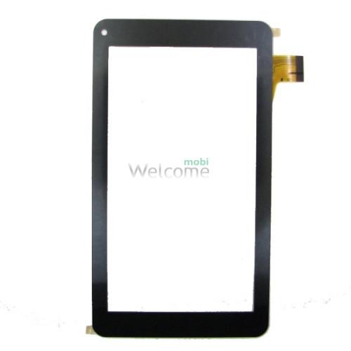 Сенсор до планшету Bravis (186*104) NB70/NM701/NP72 black